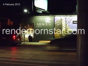 Abacus Lofts 5 December 2011 RenderPornStar* sales centre now open