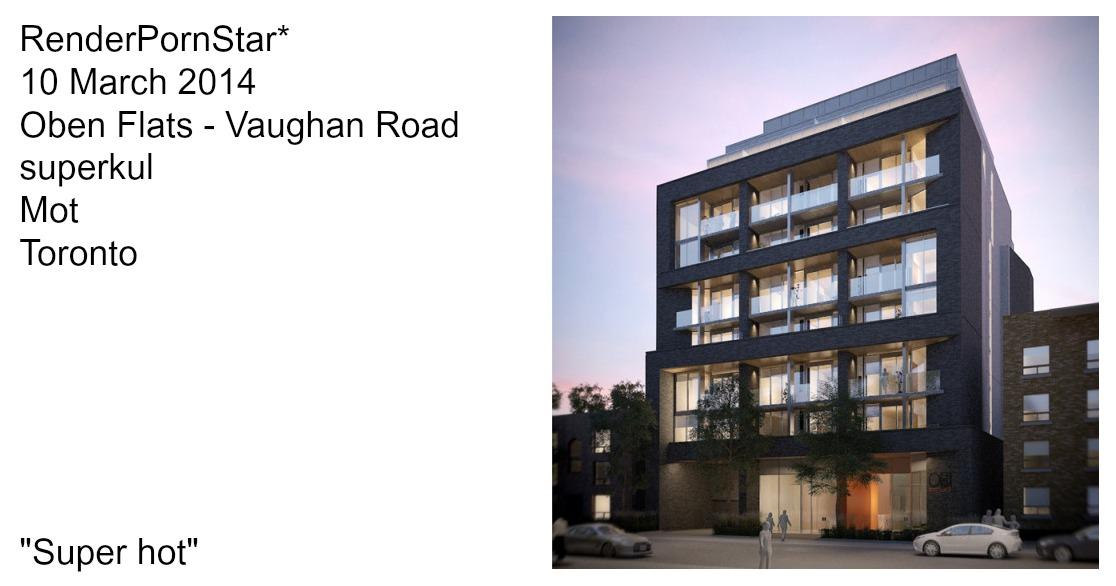 Oben Flats - 109 Vaughan Road - Toronto