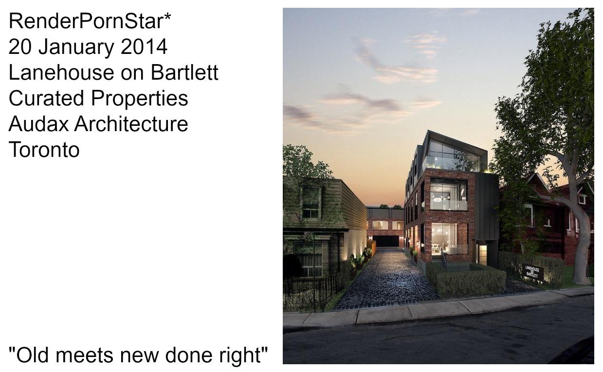 Lanehouse on Bartlett