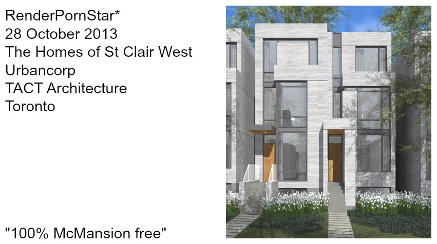 The Homes of St Clair West